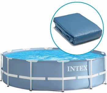 Cat gorie piscine page 7 du guide et comparateur d 39 achat for Liner piscine intex ronde