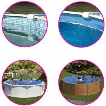 Cat gorie piscine page 4 du guide et comparateur d 39 achat for Liner piscine gre ronde