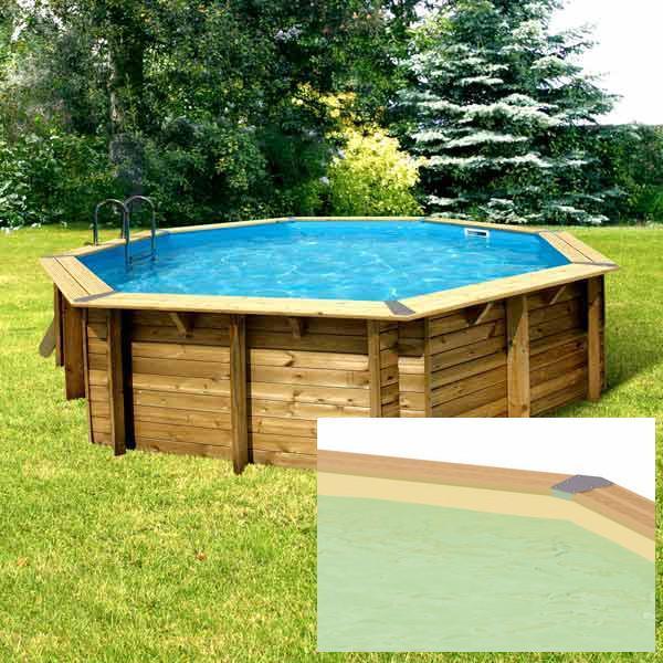 Catgorie piscine page 7 du guide et comparateur d 39 achat - Liner piscine hors sol octogonale ...
