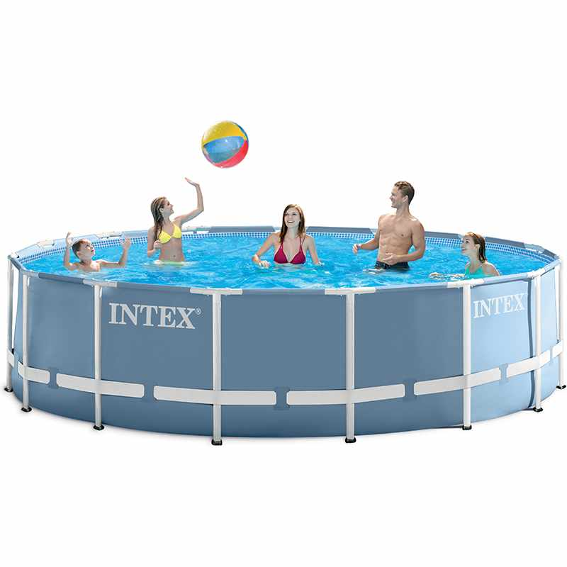 Liner pour piscine intex ultra silver tubulaire for Piscine intex liner