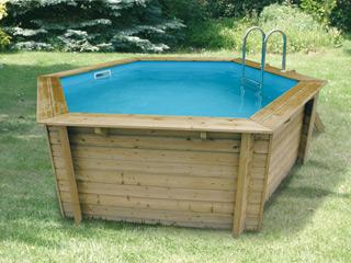 Cat gorie piscine page 5 du guide et comparateur d 39 achat for Piscine bois demontable