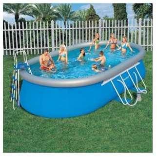 Bestway piscine tubulaire 549 x 274 x h122 cm power steel for Piscine tubulaire rectangulaire 549 x 274 x 122 cm