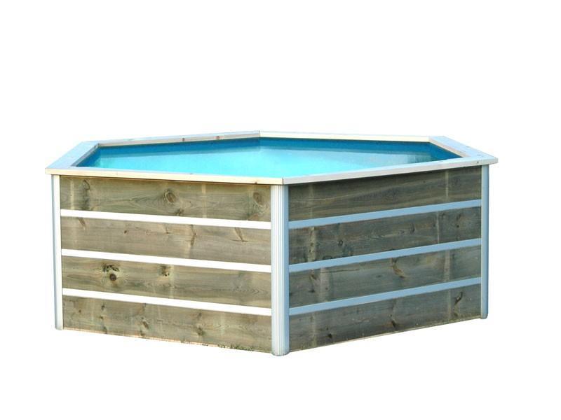 Catgorie piscine page 4 du guide et comparateur d 39 achat for Piscine hors sol bois water clip