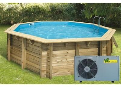 Cat gorie piscine page 18 du guide et comparateur d 39 achat for Kit piscine bois avec pompe a chaleur