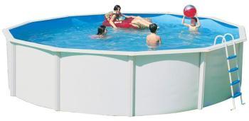 Cat gorie piscine page 9 du guide et comparateur d 39 achat for Liner piscine hors sol 460 x 120