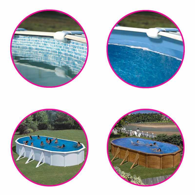 Catgorie piscine page 7 du guide et comparateur d 39 achat for Liner pour piscine en 8