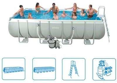 Catgorie piscine page 2 du guide et comparateur d 39 achat for Piscine hors sol ultra frame 549 x 132 cm