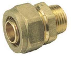 Raccord pour tube per per multicouche plomberie bricoman