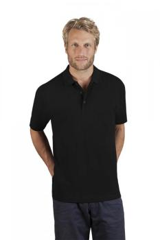 Polo supérieur grande taille Hommes, vert kelly