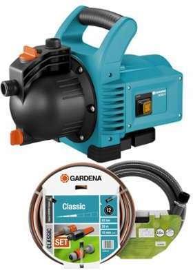 Gardena cpompe hydrophore 6000 6e premium - Pompe gardena 3000 4 ...