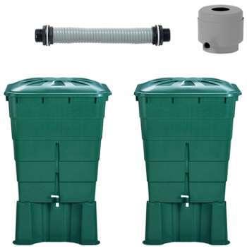 garantia kit r cup rateur deau rectangulaire 300 l. Black Bedroom Furniture Sets. Home Design Ideas
