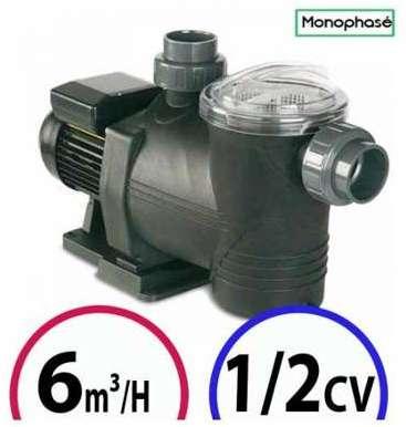 Moteur electrique 2cv mono 1400 tr min for Pompe piscine stp 35 mono