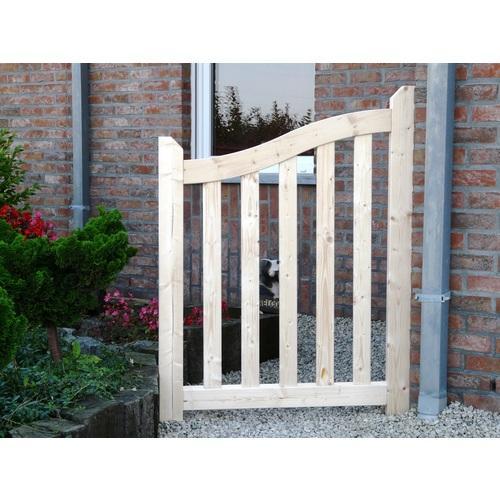Catgorie portail du guide et comparateur d 39 achat for Double portillon jardin