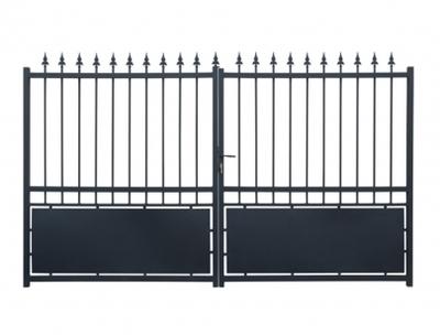 Catgorie portail du guide et comparateur d 39 achat for Portail aluminium battant 350