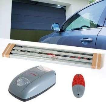 Kit porte garage v6000 24v sans rail encodeur traction for Piece detachee motorisation porte de garage