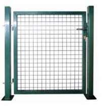 Portillon Jardin Grillagé Vert JARDI XXL - Passage 1m25 - 1.03 mètre