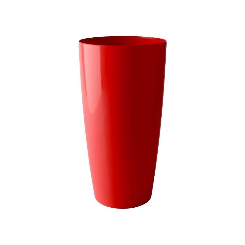 Catgorie pot de fleur du guide et comparateur d 39 achat for Pot exterieur rouge