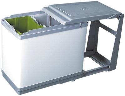 Catgorie poubelle page 2 du guide et comparateur d 39 achat - Poubelle de cuisine 30l ...