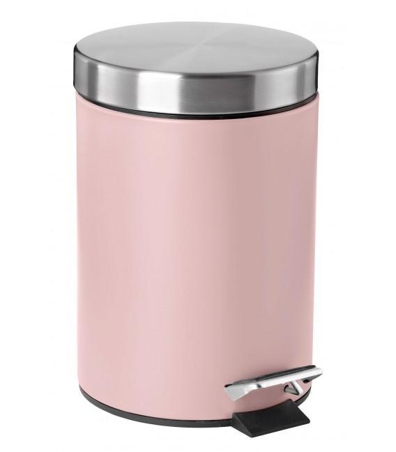 Catgorie poubelle page 9 du guide et comparateur d 39 achat - Poubelle salle de bain rose ...