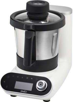 Simeo delicook qc331 cuiseur multifonction mijoteur for Robot cuiseur simeo delimix qc360
