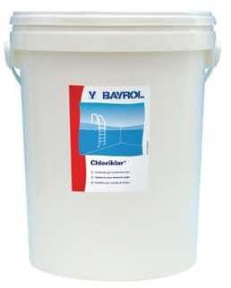 chimique chloryte chlore choc 3 kg bayrol. Black Bedroom Furniture Sets. Home Design Ideas