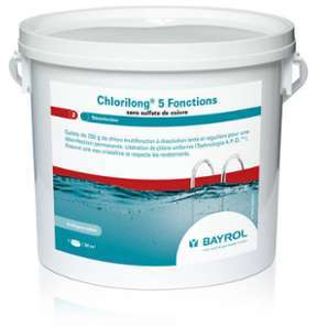 bayrol chlore galets 10kg chlorilong 250. Black Bedroom Furniture Sets. Home Design Ideas