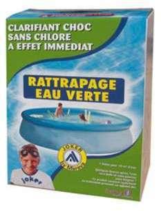 Cat gorie produit chimique piscine du guide et comparateur for Eau verte piscine hors sol
