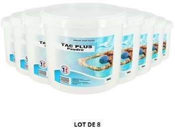 Recherche piscine ph du guide et comparateur d 39 achat for Tac produit piscine
