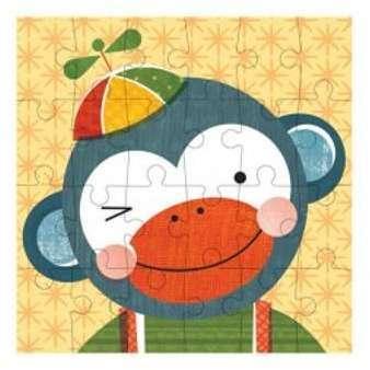 Luc et lea biberon les animaux rigolos - Petit singe rigolo ...
