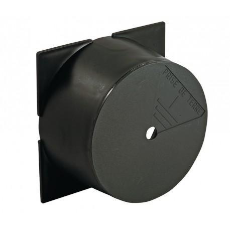 bizline collier de mise la terre capacit de serrage tube. Black Bedroom Furniture Sets. Home Design Ideas