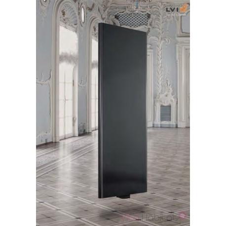 lvi radiateur milo rock couleur noir sens horizo. Black Bedroom Furniture Sets. Home Design Ideas