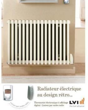 Catgorie radiateur page 4 du guide et comparateur d 39 achat for Radiateur electrique fonte w
