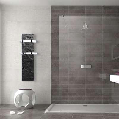 valderoma radiateur lectrique inertie touch silicium ver. Black Bedroom Furniture Sets. Home Design Ideas