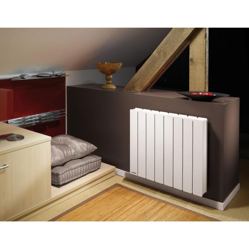 airelec c inova smart ecocontrol horizontal 1000w blanc ho. Black Bedroom Furniture Sets. Home Design Ideas