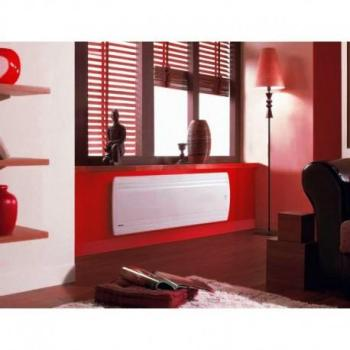 radiateur fonte noirot bellagio smart ecocontrol 1000w plinthe blanc. Black Bedroom Furniture Sets. Home Design Ideas