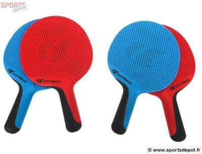 Cornilleau table ping pong 150s crossover grise - Raquette de tennis de table cornilleau ...