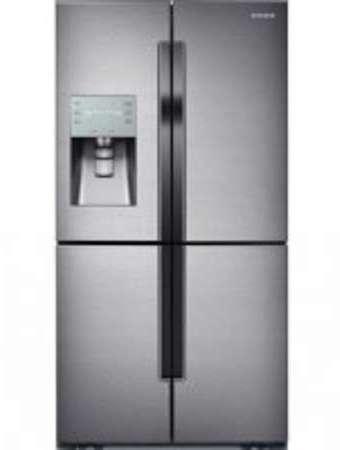 Samsung rf62qepn1 xef r frig rateur multi portes - Refrigerateur samsung 4 portes ...