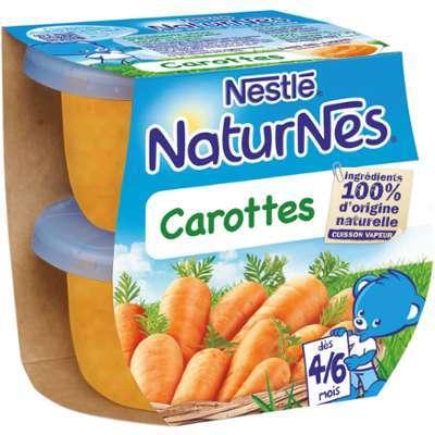 good gout plat pr par carottes poulet 190g d s 6 mois. Black Bedroom Furniture Sets. Home Design Ideas