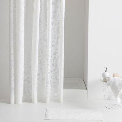 Catgorie rideaux de douche du guide et comparateur d 39 achat for Rideau douche la redoute