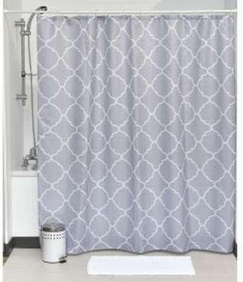 Catgorie rideaux de douche du guide et comparateur d 39 achat - Rideau de douche gris anthracite ...