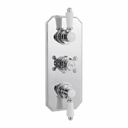 Catgorie robinet page 15 du guide et comparateur d 39 achat - Mitigeur thermostatique douche encastrable ...