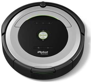aspirateur robot irobot roomba 680. Black Bedroom Furniture Sets. Home Design Ideas