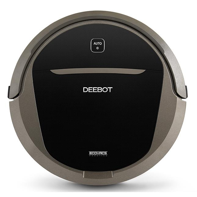 robot aspirateur et laveur ecovacs deebot dm81. Black Bedroom Furniture Sets. Home Design Ideas