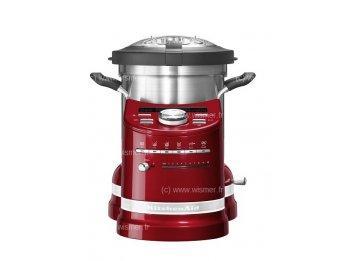 Cuiseur tout en un cook processor pomme damour 1500 w - Cuisiner avec un rice cooker ...