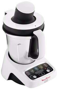 Robot cuiseur multifonctions moulinex volupta hf404110 - Robot cuiseur volupta moulinex avis ...