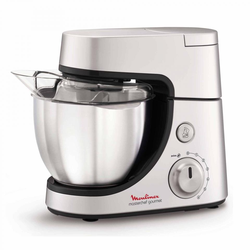 Robot masterchef compact moulinex qa200110 for Robot de cuisine mix compact