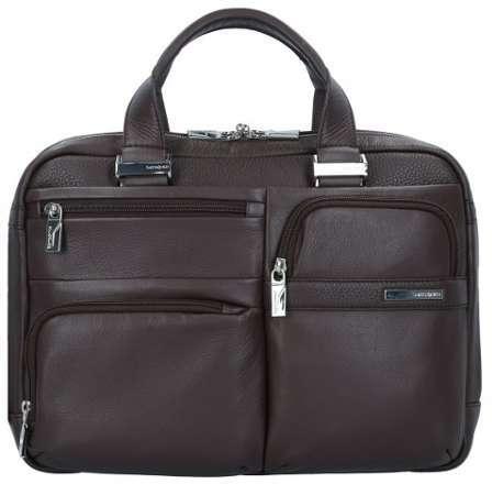 c2a4e1eb4b Sunstone Mallette cuir 37. 268,95 €. logo livraison Gratuit. Samsonite  Sunstone Mallette cuir 37 cm compartiment Laptop