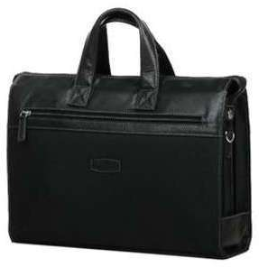 Porte ordinateur Hexagona Travel Business 15.6 pouces Noir tr6VHiLJ