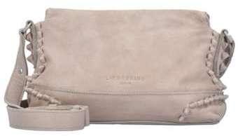 Liebeskind Sapporo Saporo Sac à main porté épaule cuir 32 cm desert beige 9htdLb4Nov