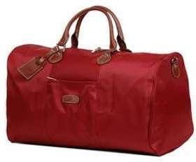 Sac de voyage cabine Hexagona Week-end 52 cm Rouge 0fl3wp
